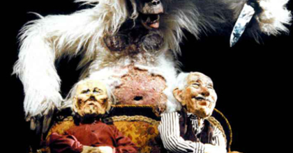 Pantomimfesztivál Londonban