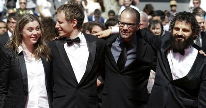 A Saul fia kapta a nemzetközi kritikusok díját Cannes-ban
