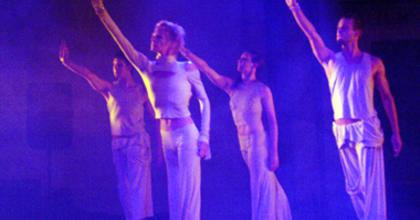 L.A. Dance Company a Szaszszon