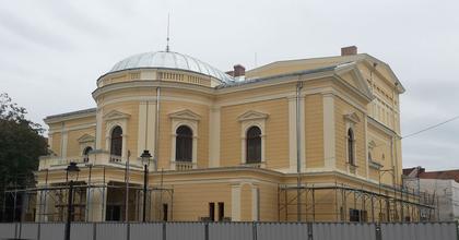 Mégis tartanak előadást a felújított Északi Színházban
