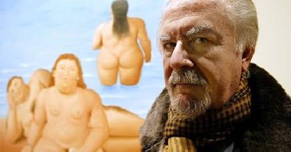"""""""A cirkusz logikus és valószerűtlen"""" - Botero új könyvében emlékezik"""
