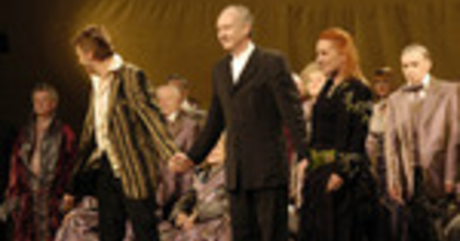 Alföldi Róbert főszereplésével a Thália Színházban
