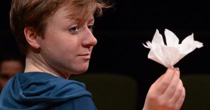 Kivi - Díjnyertes ifjúsági dráma a Bábszínházban