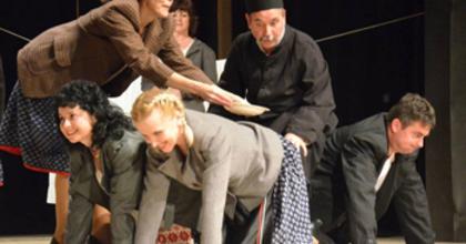 Magyar és szlovák nyelvű mesedarabot tervez a losonci színház