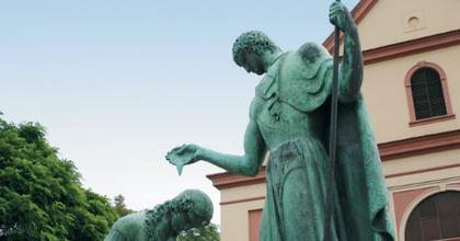 Nyílt drámapályázatot hirdet Szent Márton tiszteletére Szombathely