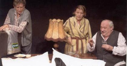 Pozsonyi vendégjátékon a Vígszínház