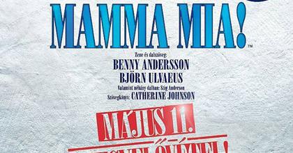 Indul a jegyelővétel a MAMMA MIA!-ra