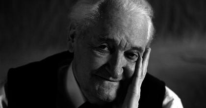 Kányádi Sándort köszönti a Nemzeti a Költészet Napján