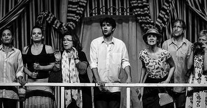 Így készül a My Fair Lady - Tompos Kátya és Alföldi Róbert a Centrál Színházban