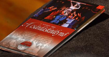Könyvsorozat jelenik meg híres operettekről
