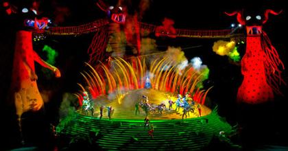 A varázsfuvola a Bregenzi Fesztivál valaha volt legsikeresebb darabja