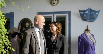 Vándor Éva és Reviczky Gábor kapta a Tolnay Klári-díjat