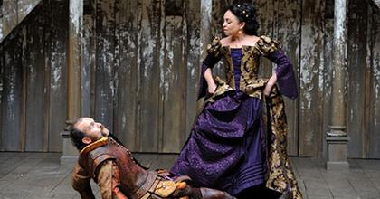 A makrancos hölgy - A Globe előadását vetítik a Csokonai Színházban