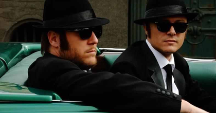 Jön a Blues Brothers - Feke Pállal és Serbán Attilával