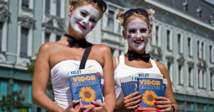 Az Örkény, a Katona és a Madách is a VIDOR Fesztiválra készül