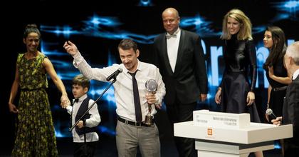 Hajdu Szabolcs filmje kapta a fődíjat Karlovy Varyban - A rendező a legjobb színész