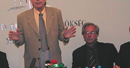 Huszti Péter a Nemzeti Színház új vezérigazgatója