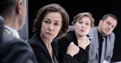 """Fullajtár Andrea: """"A színész szinte csak a visszajelzésekből él"""""""