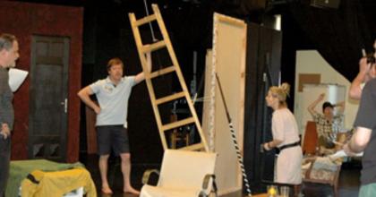 Nyílt próba Mohácsival a szombathelyi színházban