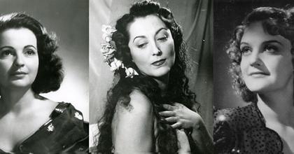 Díva, Színész, Nő - Megnyílt a POSzT-on a három legendás színésznőre emlékező kiállítás