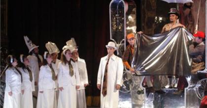 Jótékonysági előadást tart gyerekeknek az Opera