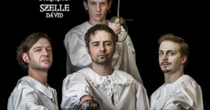 A három testőrt mutatja be a Pannon Várszínház