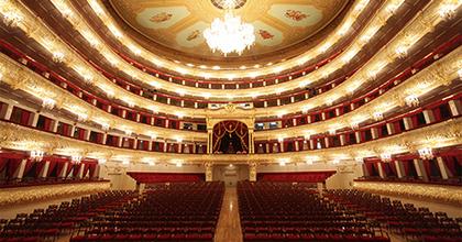 Olcsó állójegyeket árul majd a moszkvai Nagyszínház