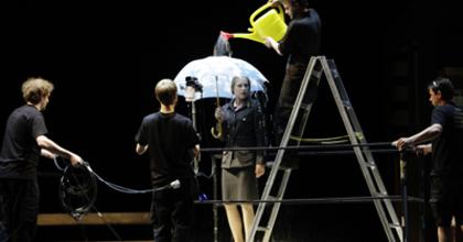 A Szputnyik a Theatertreffenen