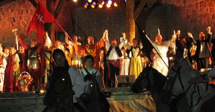 40 előadás lesz látható az Agria Nyári Játékokon