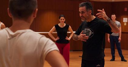 Argentin táncművésszel készülnek az Evitára Sopronban