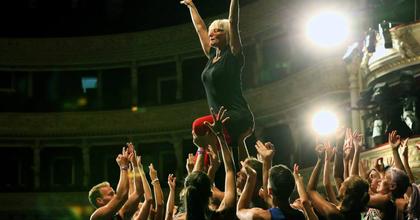 Közönségtalálkozó a Mamma Mia! alkotóival