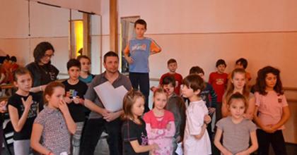 Valahol Európában –  Musical a Kolozsvári Magyar Operában