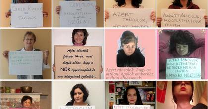 One Billion Rising - A nőkért táncoltak Valentin napon