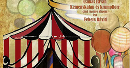 Hörömpő cirkusz, világszám! - Előadás gyerekszereplőkkel a Harlekin Bábszínházban