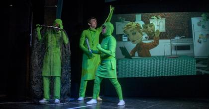 A cookie-k világa – Rövidzárlat címmel tartja idei első premierjét a Kolibri Színház