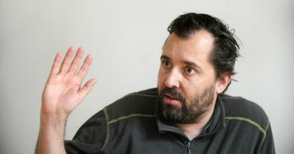 """Schilling Árpád: """"A Krétakör nem egy tüntetésszervező cég"""""""