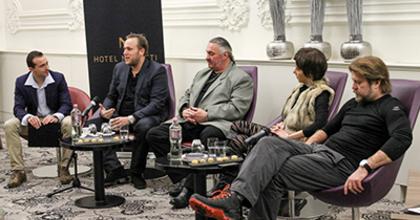 A tévé és a magas kultúra kapcsolatáról - Beszélgetést szervezett a Nemzeti Művész Klub