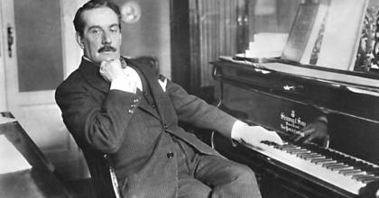 Ismeretlen Puccini-kéziratot találtak