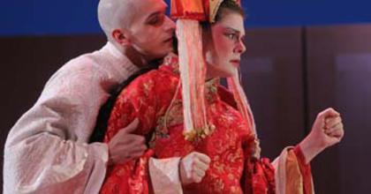 Turandot az Új Színházban