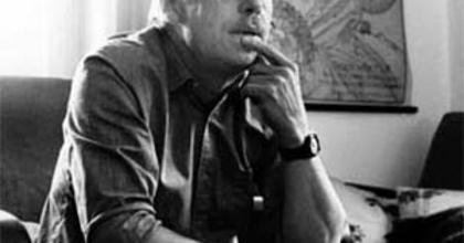 Szobrot kapott a cseh Nemzeti Színházban Václav Havel