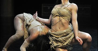 Táncos-névjegyek: Horváth Adrienn és Eller Gusztáv