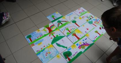 Gyerekek beilleszkedését segíti a művészetterápiás program