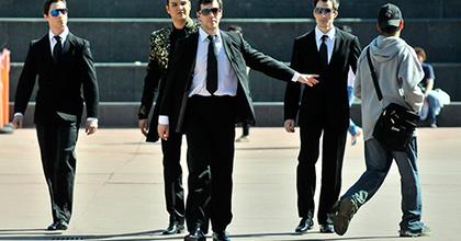 A kínai herceg és egy szerencsés takarítónő - Flashmobot tartott az Operettszínház