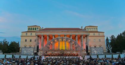 Koncert az Esterházy-kastélyban