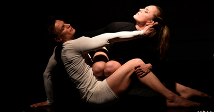 Próbatáncot tart a PR-Evolution Dance Company