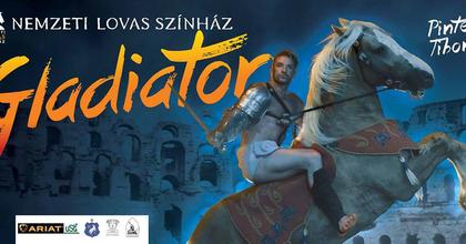 A siklósi várban látható a Gladiátor