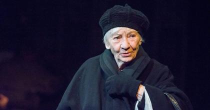 Csernus Mariann színésznő 90 éves