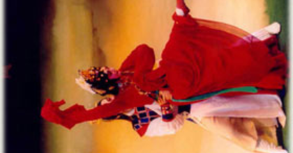 A pekingi opera bukása