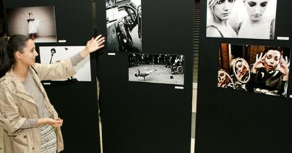 Világnézet - Színészek fotói a Savoya Parkban