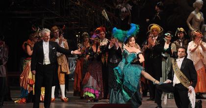 A denevér – Nagyoperettel köszönti az új évet az Opera